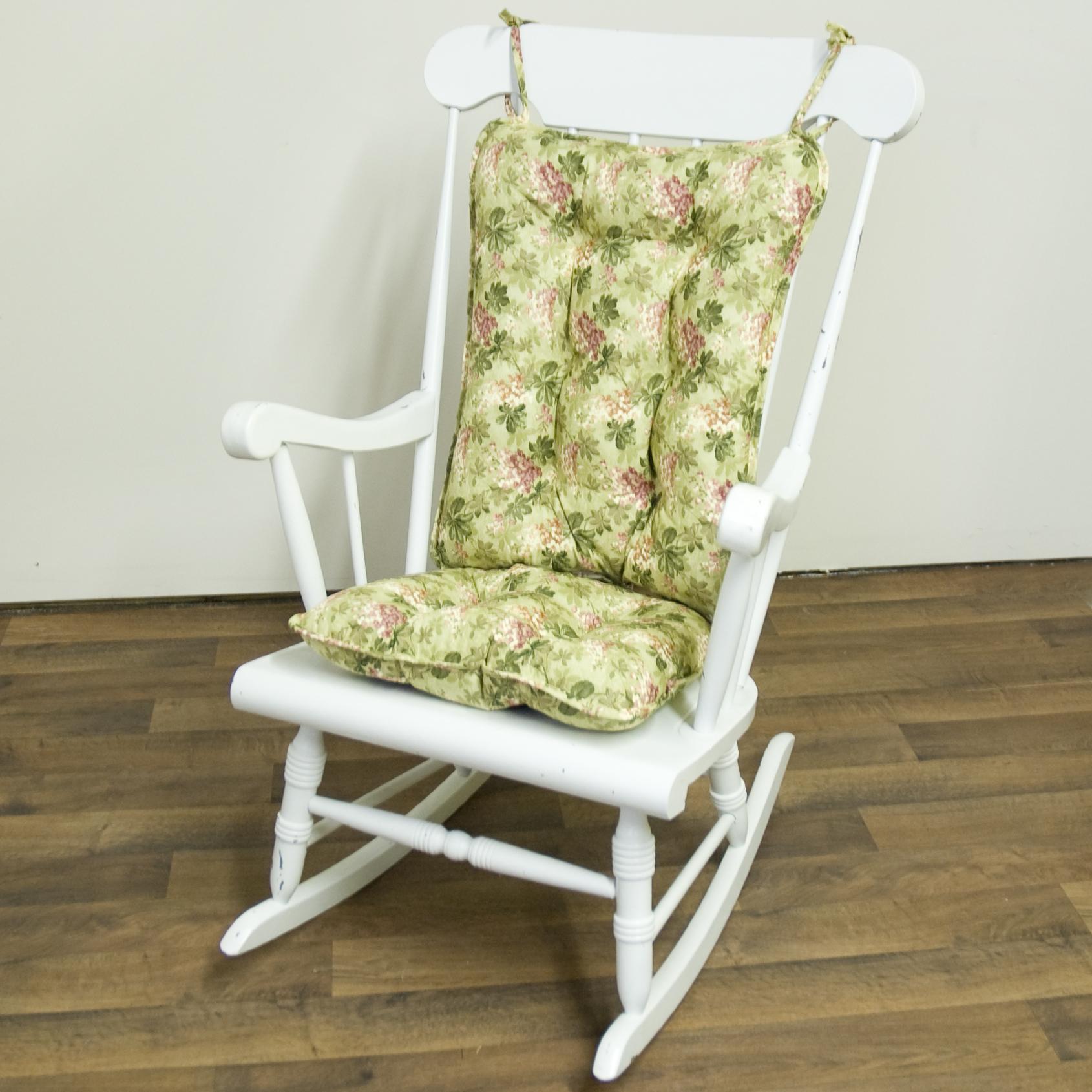 Floral Chair Cushions Chair Pads Amp Cushions