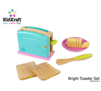 Kidkraft Home Cookinkids Pink Play Kitchen53198 Led