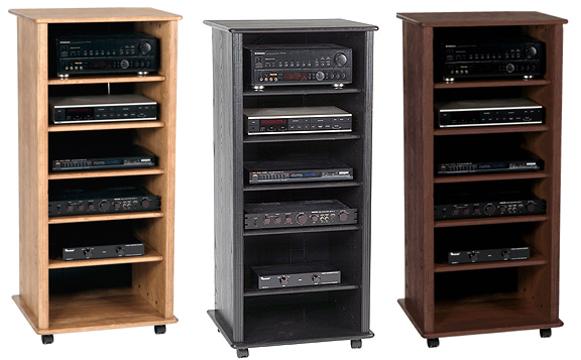 Audio Rack Cabinet