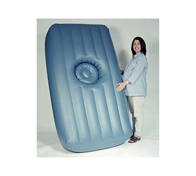 Size Insta Bed Airbed Which Offers A Built In Pump For