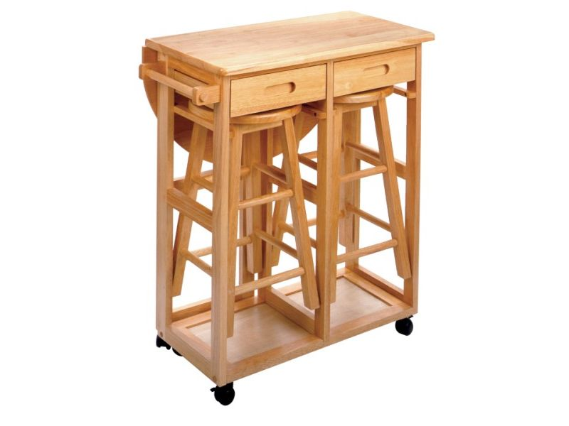 Small Kitchen Breakfast Bar - Tables With Stools For Small Kitchen